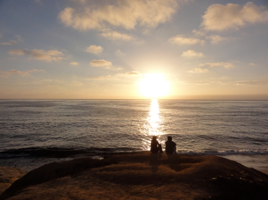 Friendship at La Jolla