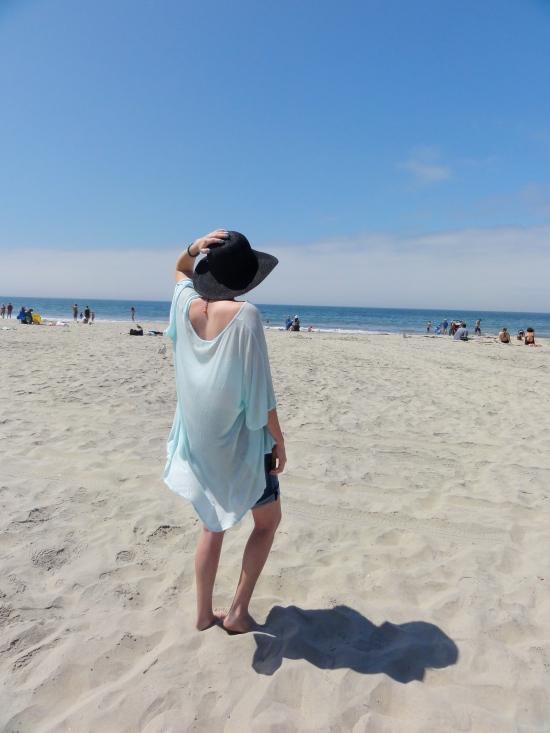 Me at Coronado Beach