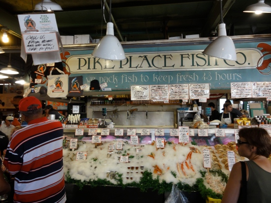 Pike Place Fish Co