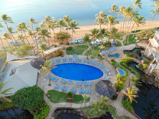 Swimming Pool at the Kahala