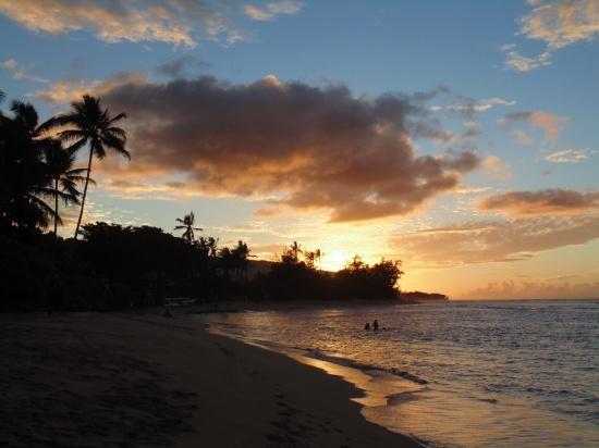 set in hawaii