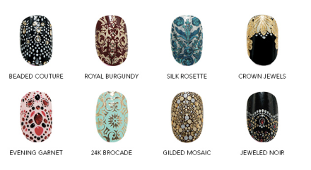 Marchesa Nail Wraps