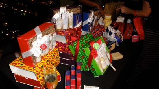 I loved all these great Kiehl's gift sets!
