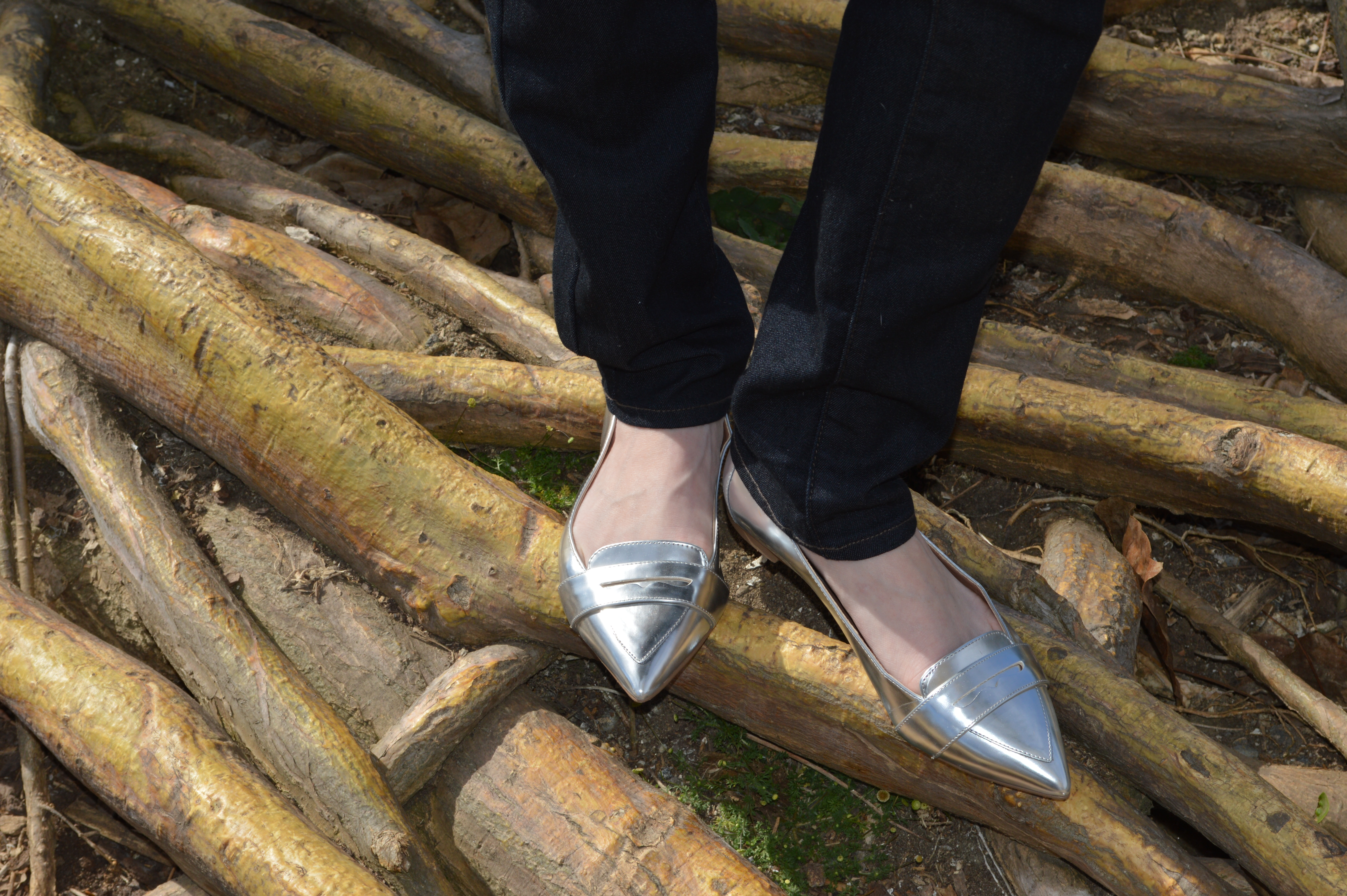 Silver Toe Shoes Mari Chan Read Online